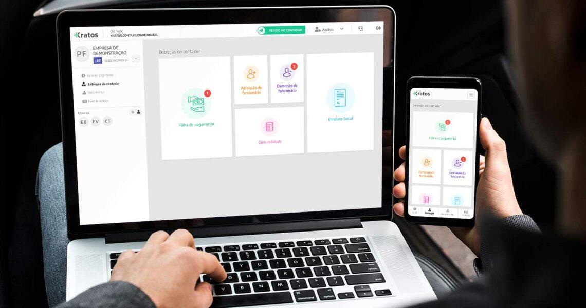 A contabilidade digital vai organizar sua empresa